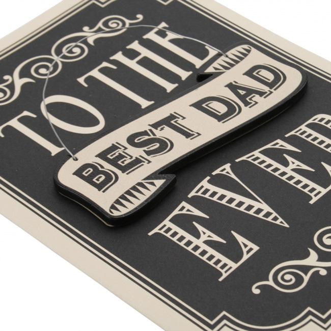 Best Dad Card