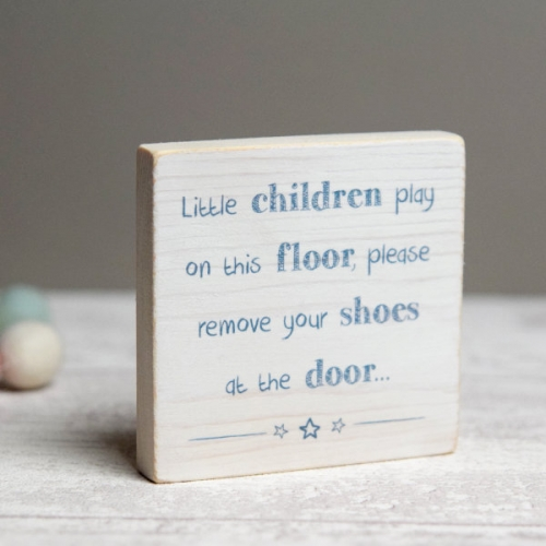 Children Quote Block