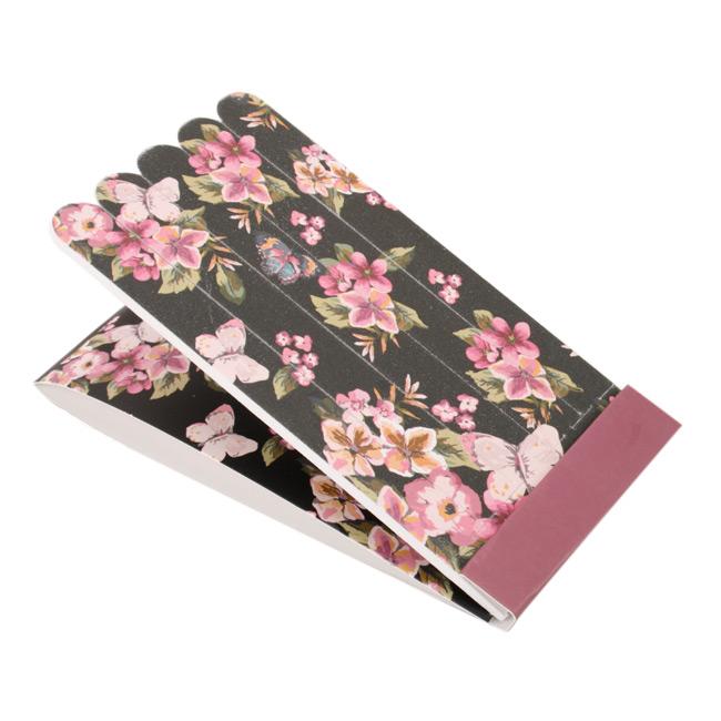 Ditsy Floral Nail File Set