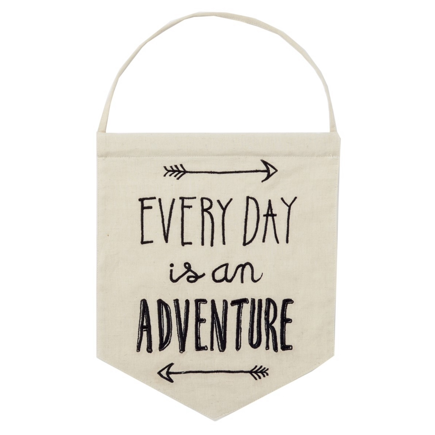 Every day is an adventure Flag