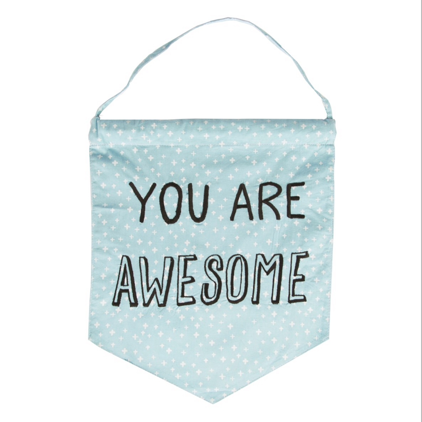 You Are Awesome Pastel Flag