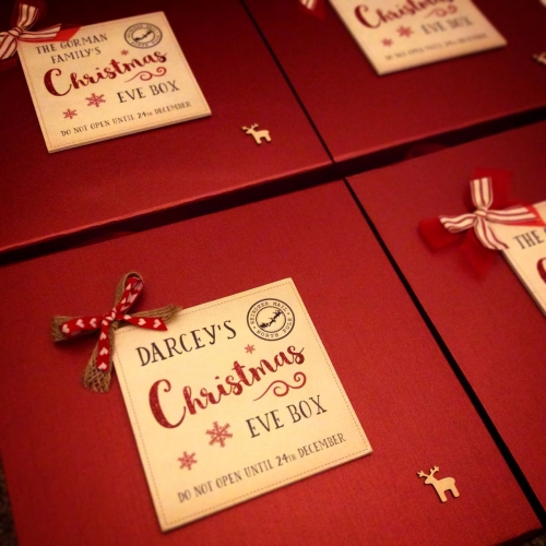 Personalised Christmas Eve Box – Large