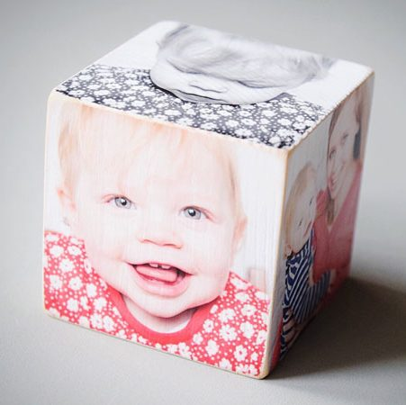 Personalised Blocks and Cubes