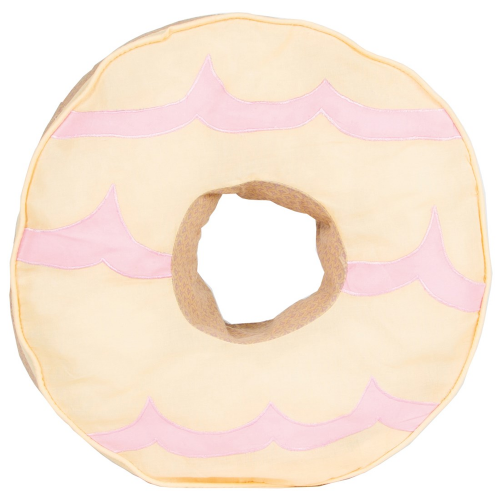 Party Ring Biscuit Cushion