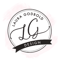 Laura Godbold Design Logo