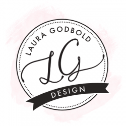 Laura Godbold Design Retina Logo