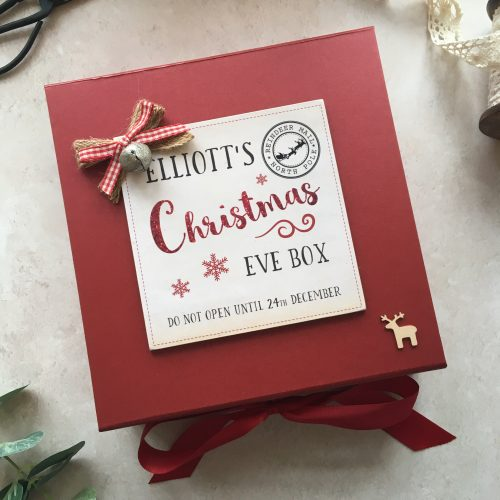 Personalised Christmas Eve Box Medium